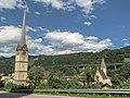 Bischofshofen, de twee kerken foto6 2011-07-17 16.32.JPG