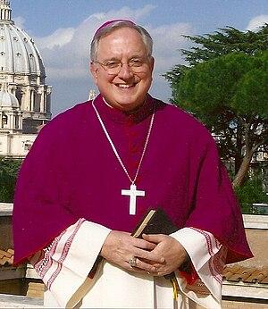 William P. Callahan - Image: Bishop William Callahan