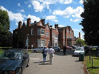 school in Hillingdon, UK