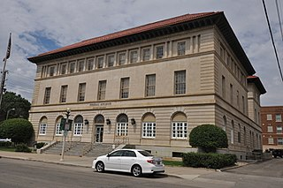 United States Post Office and Courthouse (Bismarck, North Dakota) United States historic place