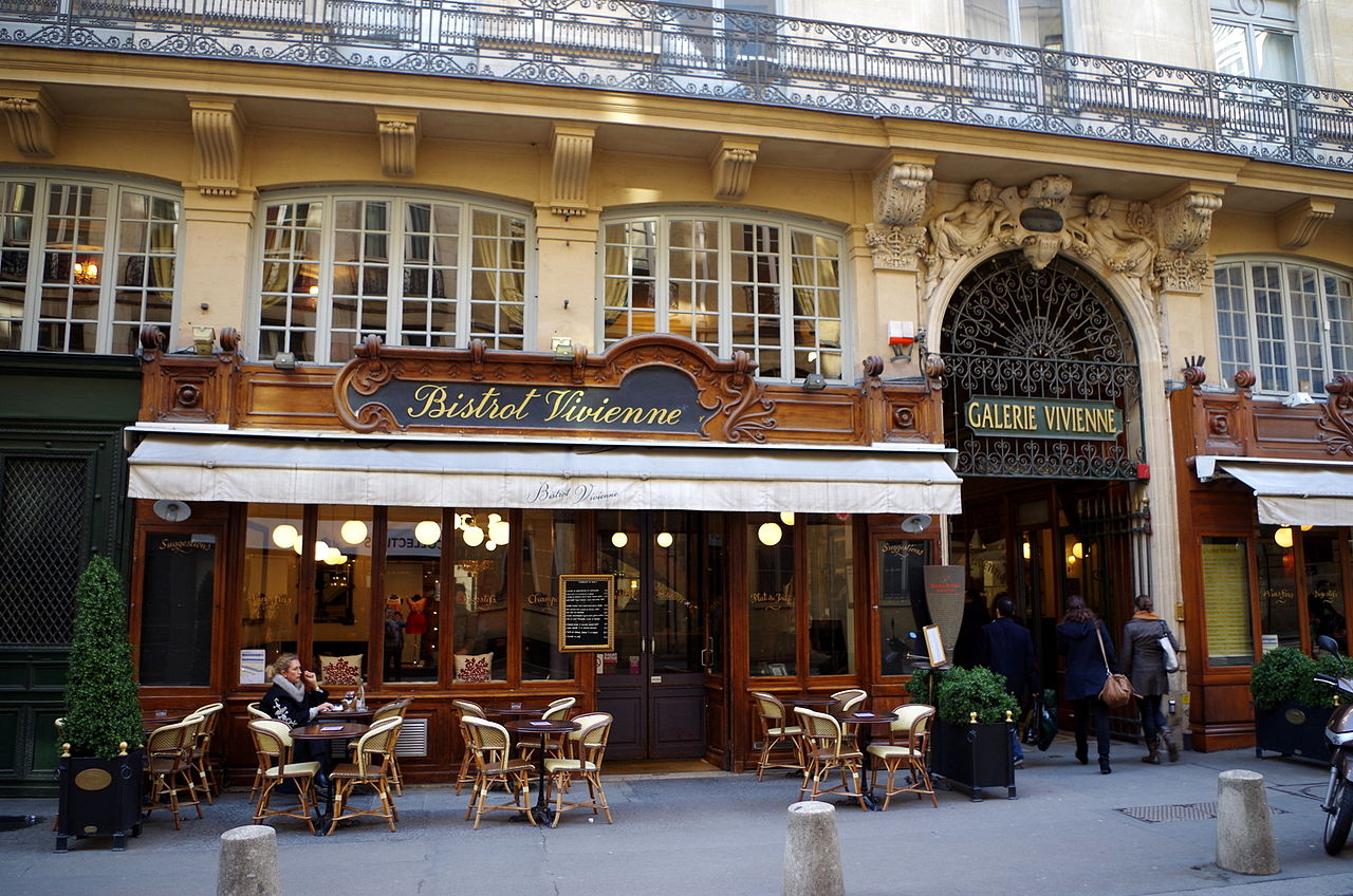 Cafe Des Philosophes Paris