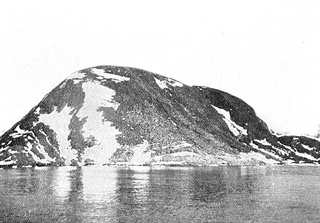 island in Avannaata, Greenland