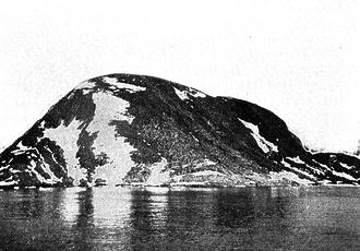 Carey Islands - View of Björling Island