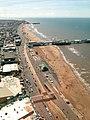Blackpool promenade and beach (32127829687).jpg