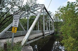 Birmingham Bridge (Birmingham, Pennsylvania) - Birmingham Bridge, September 2017