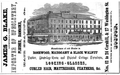 Blake WashingtonSt BostonDirectory 1852.png