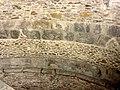 Blandy (77), château, donjon, étage supérieur, appareil 1.jpg