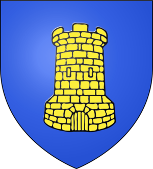 Mouans-Sartoux - Image: Blason ville fr Mouans Sartoux (Alpes Maritimes)