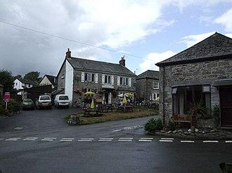 Blisland - Image: Blisland Inn geograph.org.uk 212894