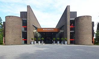 blue hotel elfviksudde