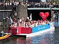 Boat 8 Rode Kruis, Canal Parade Amsterdam 2017 foto 7.JPG