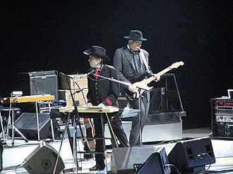 Never Ending Tour - Bob Dylan performing at the Air Canada Centre, Toronto, November 7, 2006