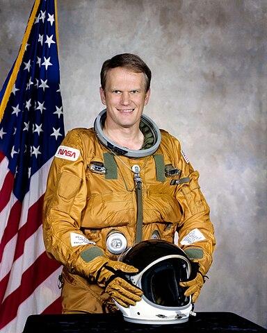 Astronaut Karol