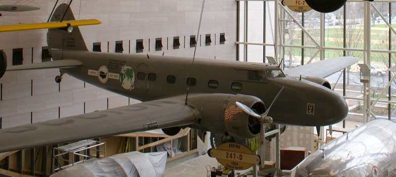 Boeing 247 d Smithsonian