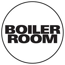 Boiler Room London Location