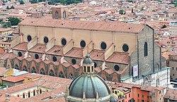 Bologna italy basilica di San Petronio.jpg