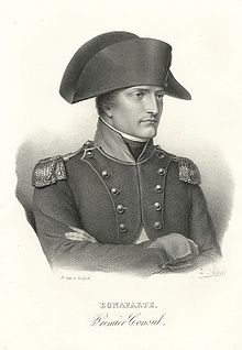 Bonaparte during his time as First Consul