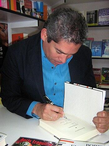 Boris Izaguirre - Feria del Libro de Madrid 2008