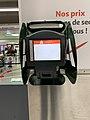 Borne Scan Prix Auchan Centre Commercial Val Fontenay Fontenay Bois 3.jpg