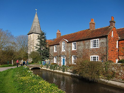 Bosham, Church and Brook House