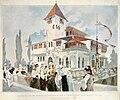 Bosnia & Herzegovina Pavilion by Alphonse Mucha, 1900.jpg