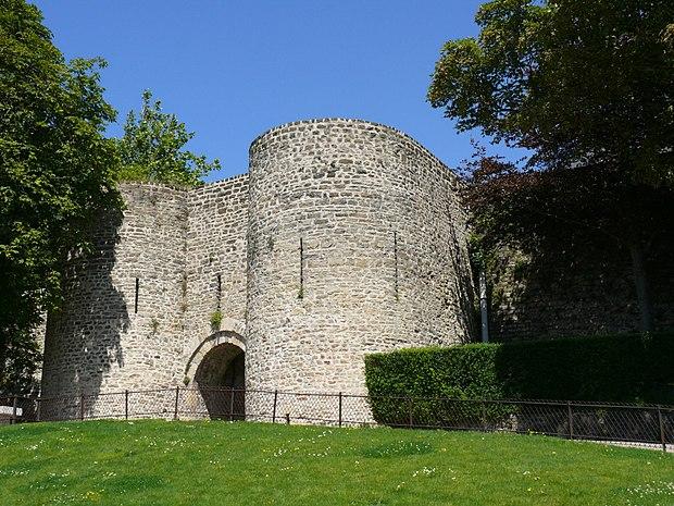 Monument historique à Boulogne-sur-Mer