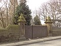 Boundary Wall With Piers And Railings To Church Of St Matthias.jpg