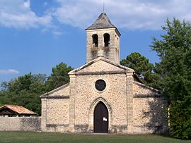 Bourideys Église Saint-Michel 01.jpg