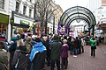 Bournemouth public sector pensions strike in November 2011 11.jpg