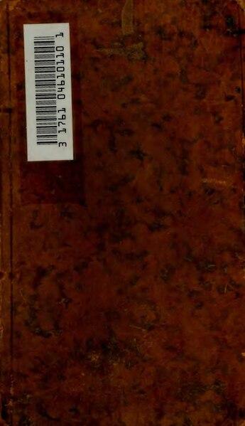 File:Boursault - Théâtre, tome premier, Compagnie des Libraires, 1746.djvu