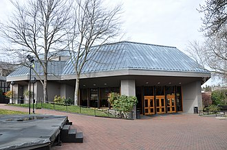 Oregon Shakespeare Festival - Angus Bowmer Theatre in 2013