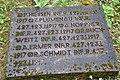 Brāļu kapi WWI, Jaunbērzes pagasts, Dobeles novads, Latvia - panoramio (9).jpg