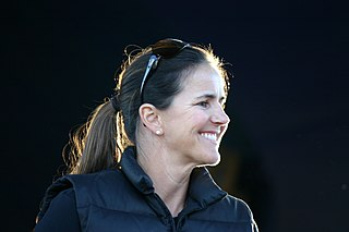 Brandi Chastain American soccer player
