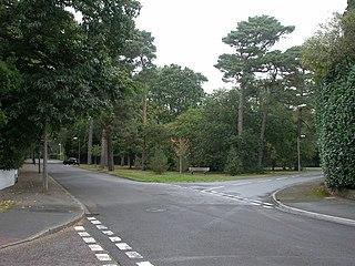 Branksome Park human settlement in United Kingdom