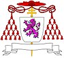 Brasão de Manuel da Silva, Cardeal.jpg
