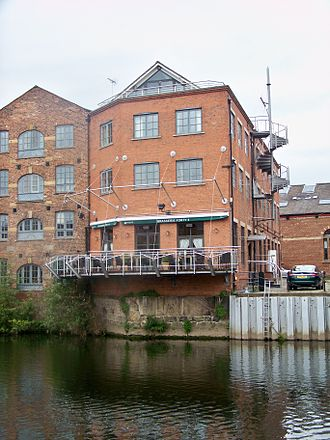 Brasserie - A riverside brasserie in Leeds, West Yorkshire, England
