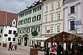 """Bratislava, houses on the square """"Hlavné námestie"""".JPG"""