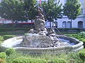 Bratislava Safarikovo Namestie Duck Fountain ON LQ.jpg