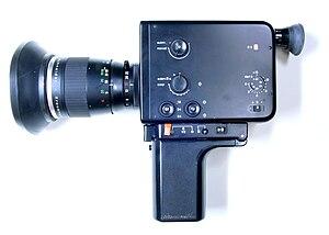 Super 8 film - Nizo film-camera