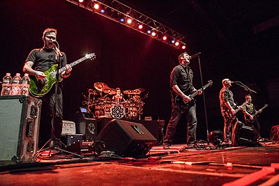 Picture of a band or musician: Breaking Benjamin