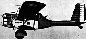 Breguet 410 - Image: Breguet 410