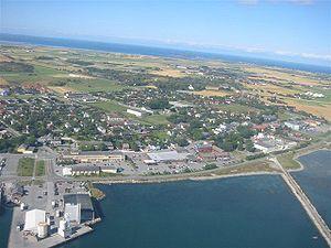 Ørland hovedflystasjon brekstad