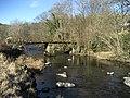 Bridge at Hagg Foot - geograph.org.uk - 1710664.jpg