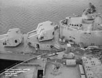 Bridge of USS Timmerman (EDD-828) on 15 September 1952.jpg