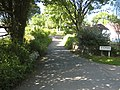 Bridge over a small stream at the entrance to Seworgan village - geograph.org.uk - 839472.jpg
