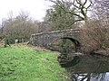 Bridge over canal Pontardawe - Ynysmeudwy - geograph.org.uk - 326324.jpg
