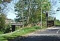 Bridge over old Deeside Railway - geograph.org.uk - 802206.jpg