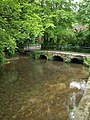 Bridge over the Mill Stream, Dorchester - geograph.org.uk - 809783.jpg