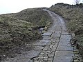 Bridleway crossing Will Moor Clough - geograph.org.uk - 1175015.jpg
