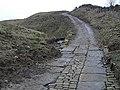 Bridleway crossing Will Moor Clough - geograph.org.uk - 1175015.jpg